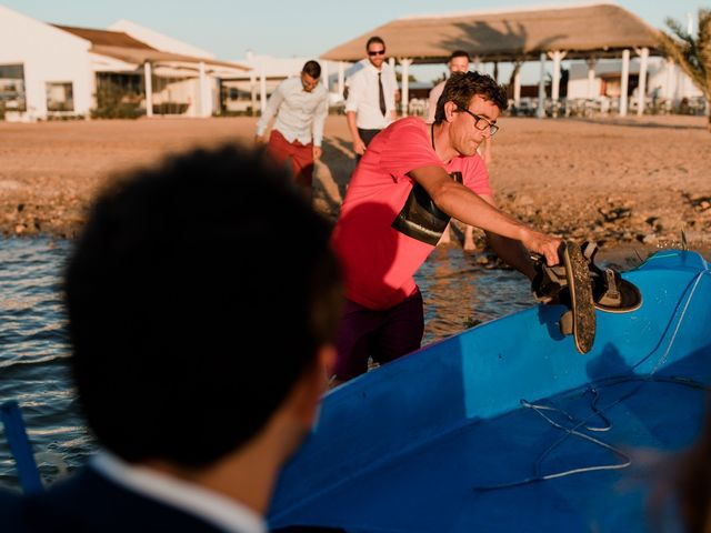 La boda de Joma y Mariu en La Manga Del Mar Menor, Murcia 82