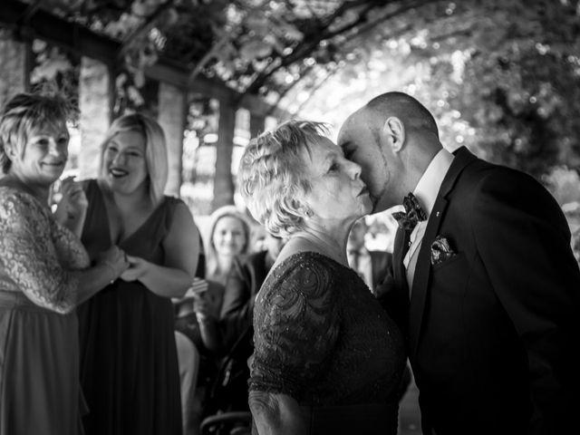 La boda de Fran y Porfi en Redondela, Pontevedra 13