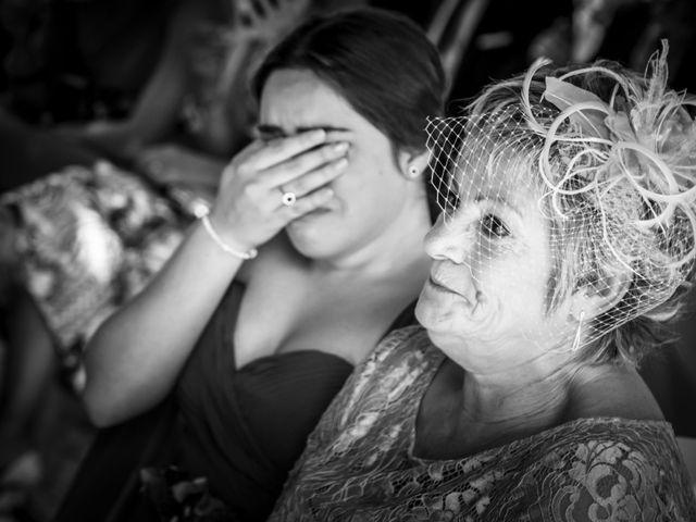 La boda de Fran y Porfi en Redondela, Pontevedra 14