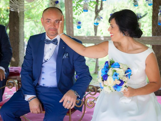 La boda de Fran y Porfi en Redondela, Pontevedra 15