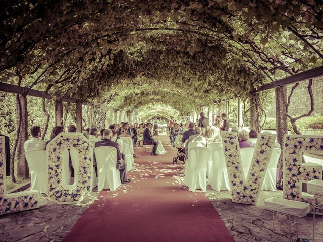 La boda de Fran y Porfi en Redondela, Pontevedra 16