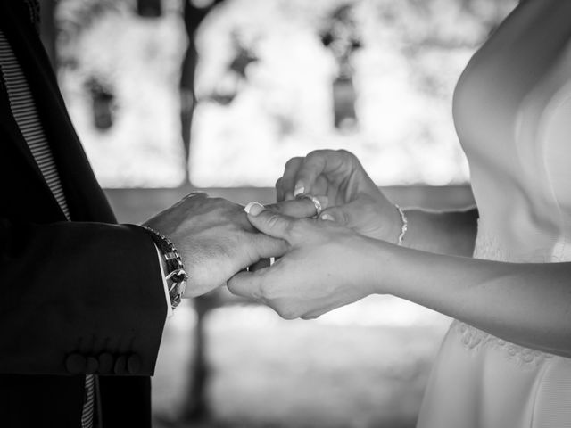 La boda de Fran y Porfi en Redondela, Pontevedra 20