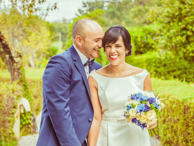 La boda de Fran y Porfi en Redondela, Pontevedra 28