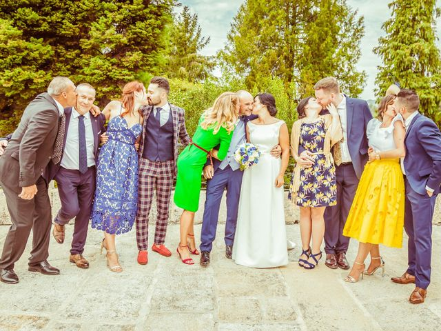 La boda de Fran y Porfi en Redondela, Pontevedra 30