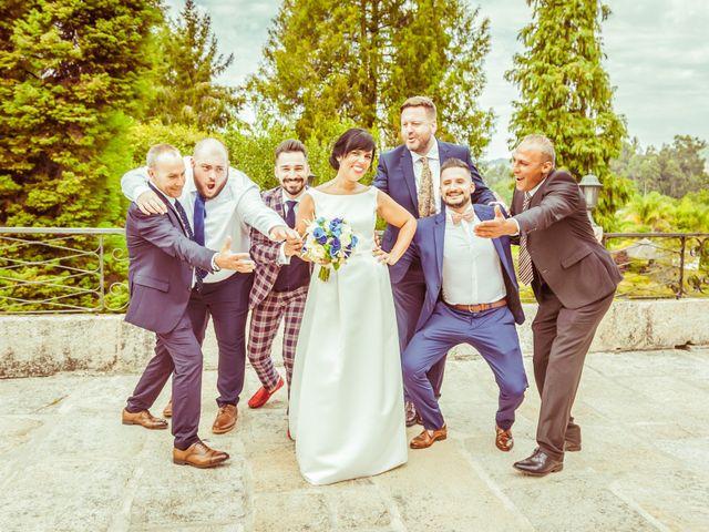 La boda de Fran y Porfi en Redondela, Pontevedra 31