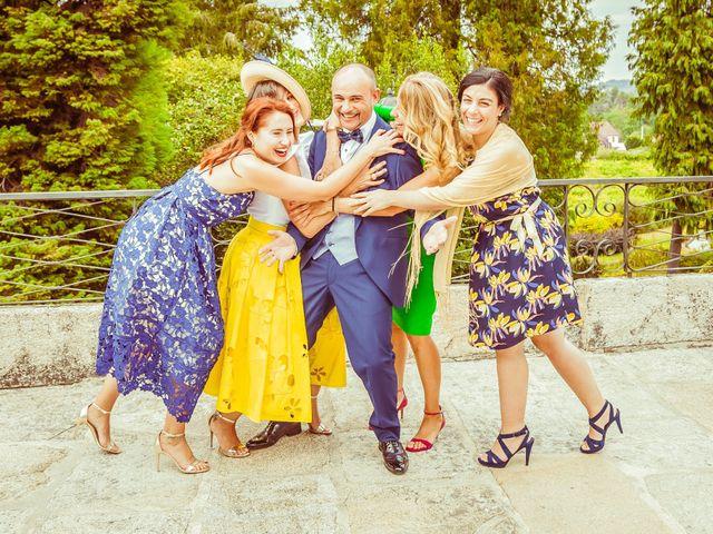 La boda de Fran y Porfi en Redondela, Pontevedra 32