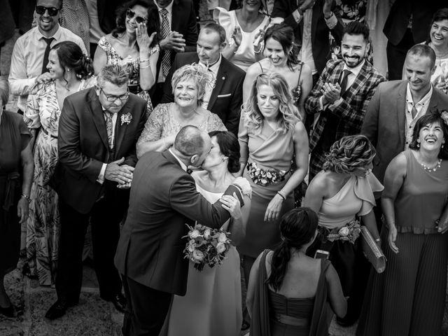 La boda de Fran y Porfi en Redondela, Pontevedra 34