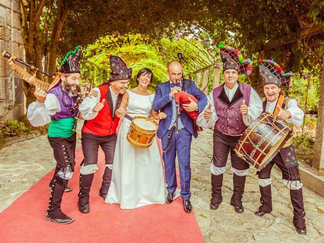La boda de Fran y Porfi en Redondela, Pontevedra 35