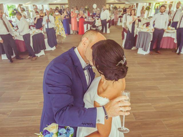La boda de Fran y Porfi en Redondela, Pontevedra 39