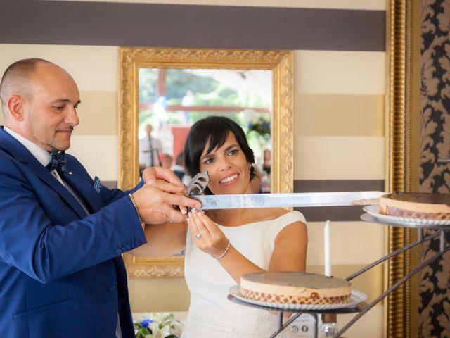La boda de Fran y Porfi en Redondela, Pontevedra 43