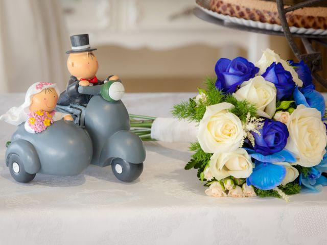 La boda de Fran y Porfi en Redondela, Pontevedra 44
