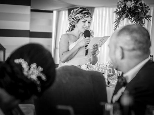La boda de Fran y Porfi en Redondela, Pontevedra 45