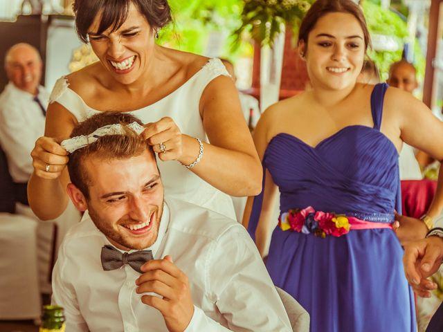 La boda de Fran y Porfi en Redondela, Pontevedra 49
