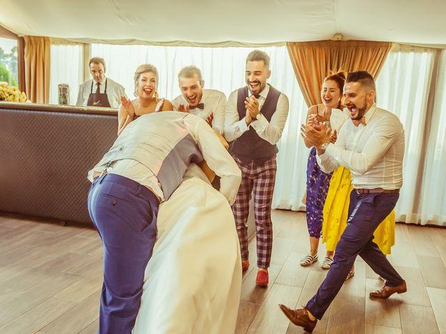 La boda de Fran y Porfi en Redondela, Pontevedra 51