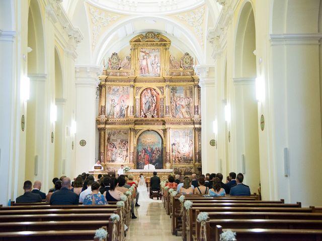 La boda de Eduardo y Paloma en Guadalajara, Guadalajara 35