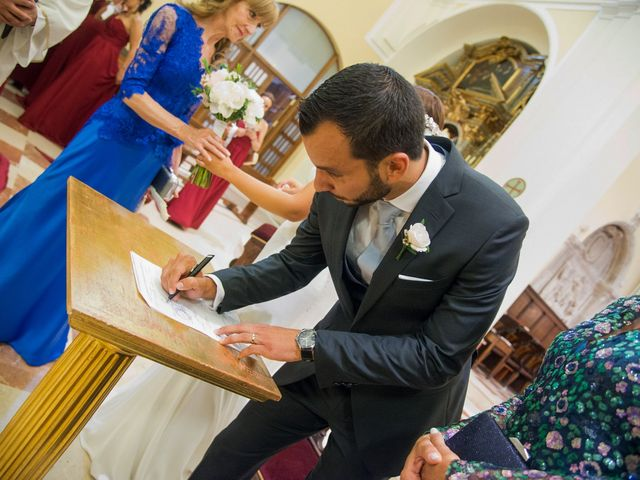 La boda de Eduardo y Paloma en Guadalajara, Guadalajara 36
