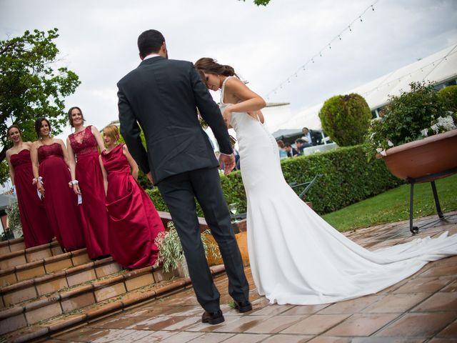 La boda de Eduardo y Paloma en Guadalajara, Guadalajara 42