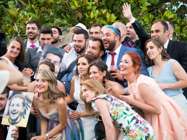 La boda de Eduardo y Paloma en Guadalajara, Guadalajara 53