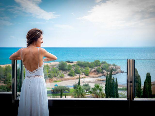 La boda de Nacho y Silvia en L' Ametlla De Mar, Tarragona 15