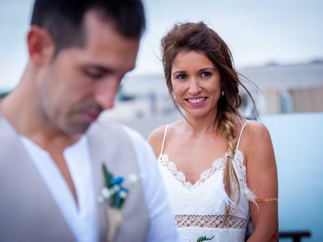 La boda de Nacho y Silvia en L' Ametlla De Mar, Tarragona 24