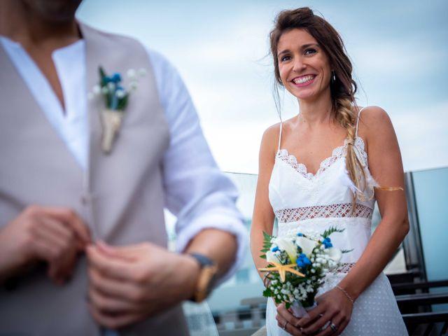 La boda de Nacho y Silvia en L' Ametlla De Mar, Tarragona 25