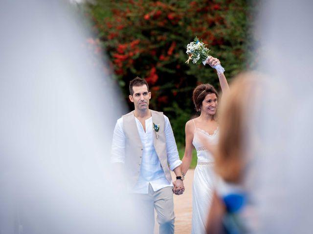 La boda de Nacho y Silvia en L' Ametlla De Mar, Tarragona 30