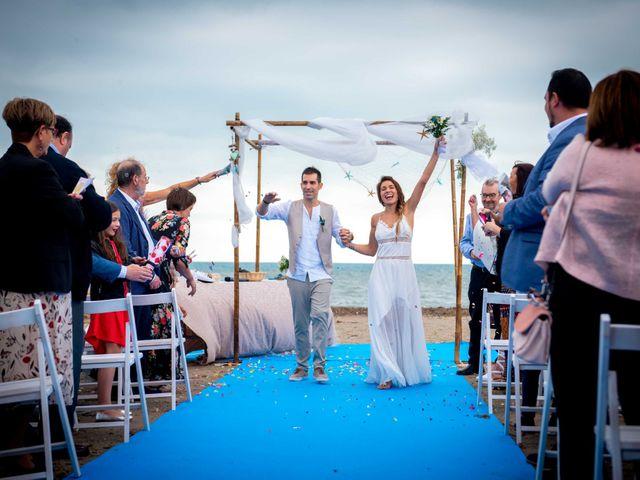 La boda de Nacho y Silvia en L' Ametlla De Mar, Tarragona 47