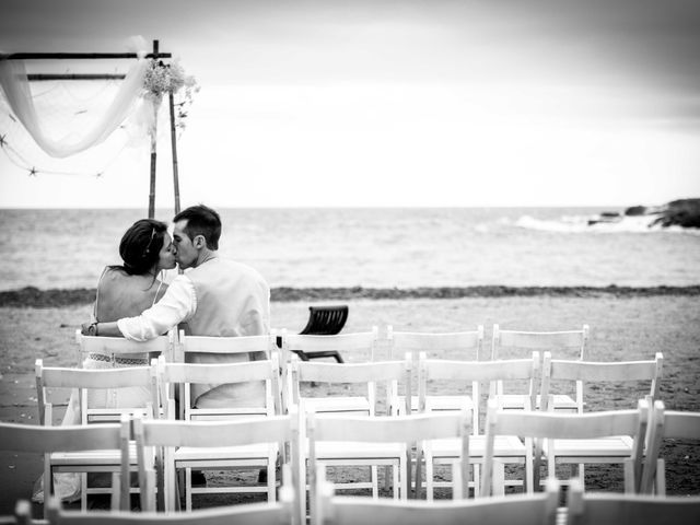 La boda de Nacho y Silvia en L' Ametlla De Mar, Tarragona 58