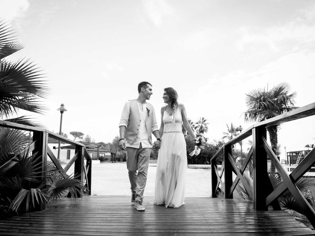 La boda de Nacho y Silvia en L' Ametlla De Mar, Tarragona 67