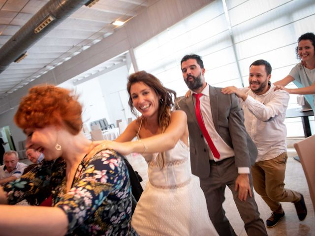 La boda de Nacho y Silvia en L' Ametlla De Mar, Tarragona 69