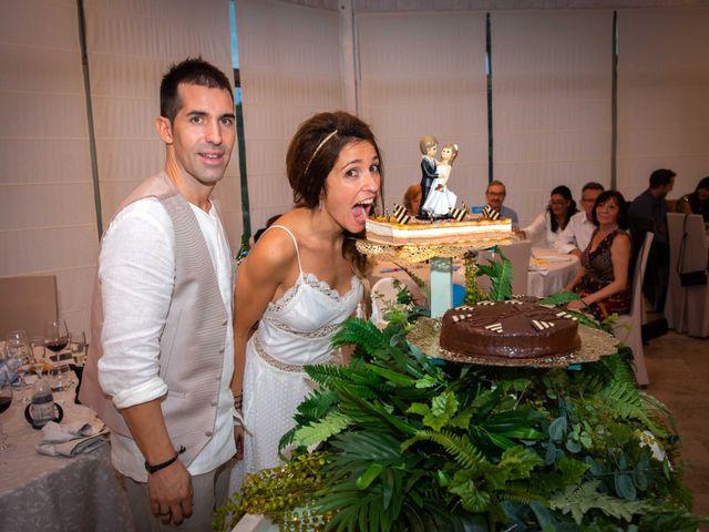 La boda de Nacho y Silvia en L' Ametlla De Mar, Tarragona 70