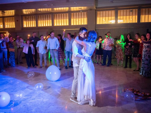 La boda de Nacho y Silvia en L' Ametlla De Mar, Tarragona 72