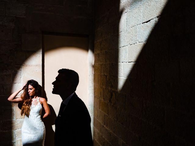 La boda de Marc y Naiara en Sant Fost De Campsentelles, Barcelona 2