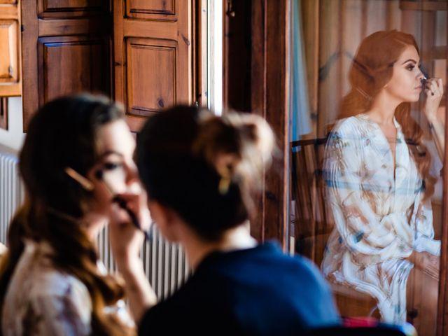 La boda de Marc y Naiara en Sant Fost De Campsentelles, Barcelona 5
