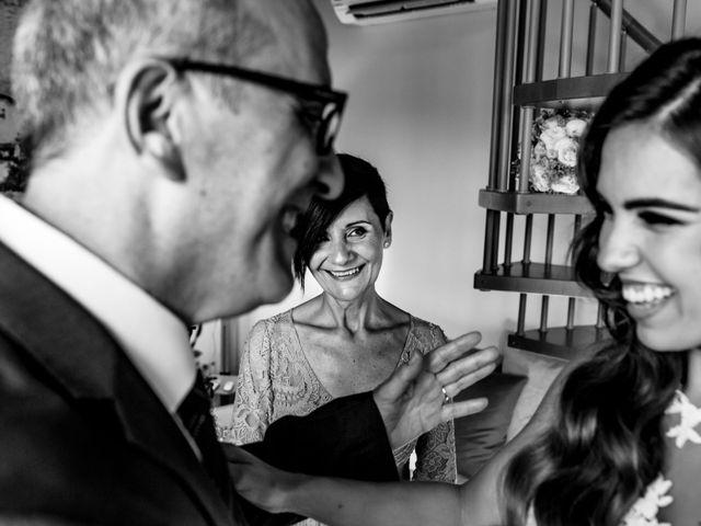 La boda de Marc y Naiara en Sant Fost De Campsentelles, Barcelona 6