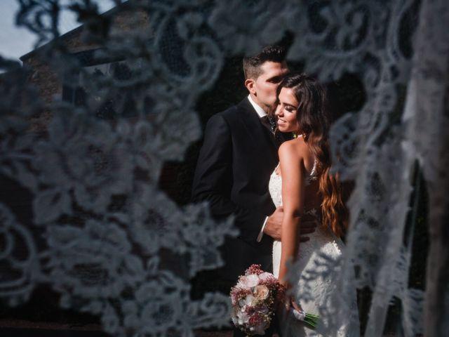La boda de Marc y Naiara en Sant Fost De Campsentelles, Barcelona 44