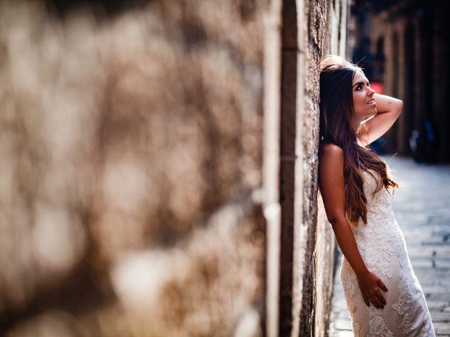 La boda de Marc y Naiara en Sant Fost De Campsentelles, Barcelona 49