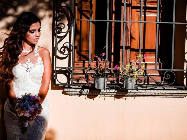 La boda de Marc y Naiara en Sant Fost De Campsentelles, Barcelona 15