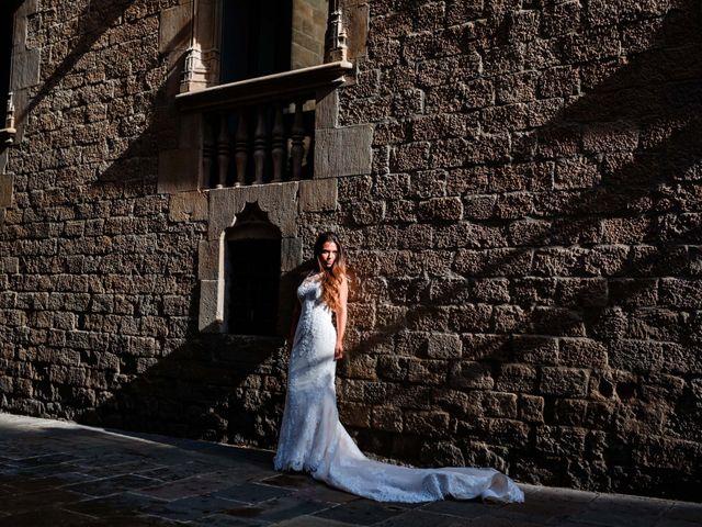 La boda de Marc y Naiara en Sant Fost De Campsentelles, Barcelona 51