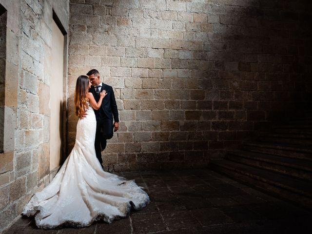 La boda de Marc y Naiara en Sant Fost De Campsentelles, Barcelona 56