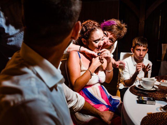 La boda de Marc y Naiara en Sant Fost De Campsentelles, Barcelona 102