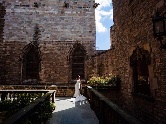 La boda de Marc y Naiara en Sant Fost De Campsentelles, Barcelona 66