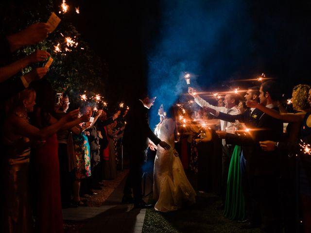 La boda de Marc y Naiara en Sant Fost De Campsentelles, Barcelona 104