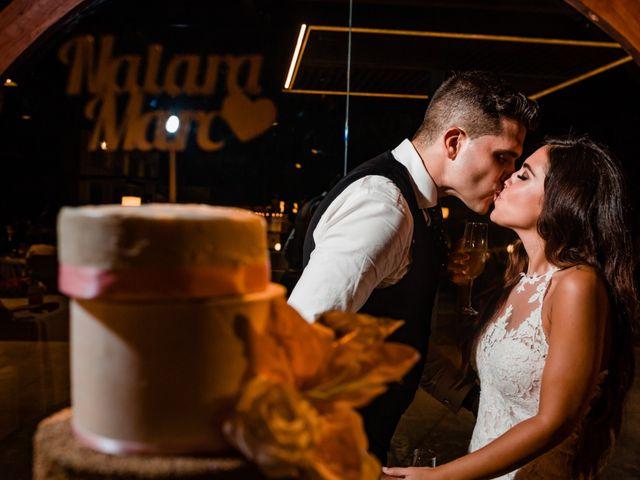La boda de Marc y Naiara en Sant Fost De Campsentelles, Barcelona 105
