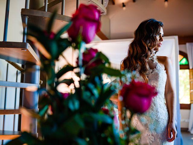 La boda de Marc y Naiara en Sant Fost De Campsentelles, Barcelona 26