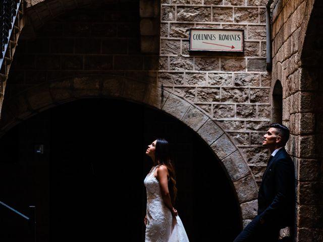 La boda de Marc y Naiara en Sant Fost De Campsentelles, Barcelona 68