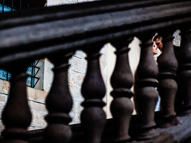 La boda de Marc y Naiara en Sant Fost De Campsentelles, Barcelona 58