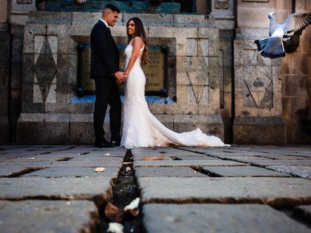 La boda de Marc y Naiara en Sant Fost De Campsentelles, Barcelona 60