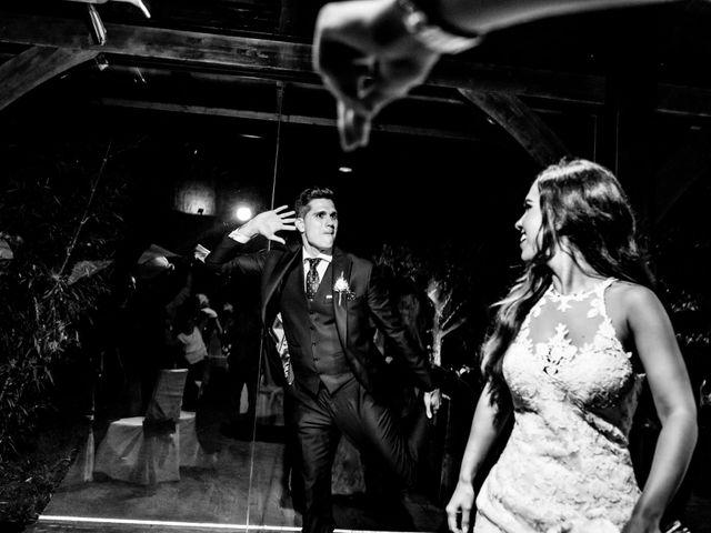 La boda de Marc y Naiara en Sant Fost De Campsentelles, Barcelona 108