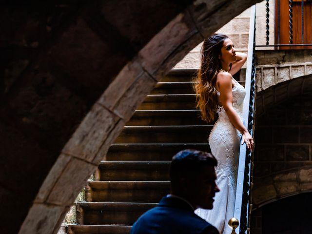 La boda de Marc y Naiara en Sant Fost De Campsentelles, Barcelona 61